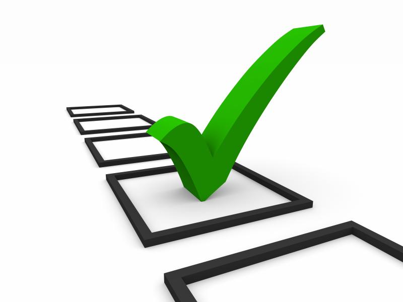 Cómo ser más productivo con una lista de verificación