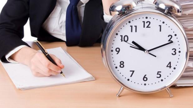 5 secretos para aprovechar mejor tu tiempo