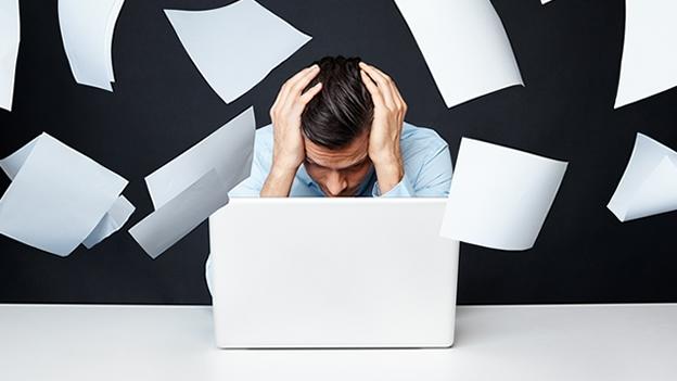 ¿Trabajo estresante? Te damos 3 trucos para mantener la calma