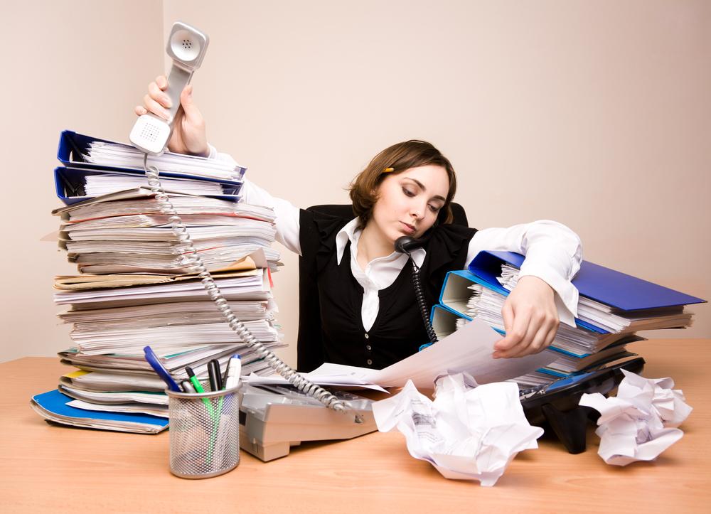 ¿Tienes mucho trabajo? Te comentamos cómo explicárselo a tu jefe