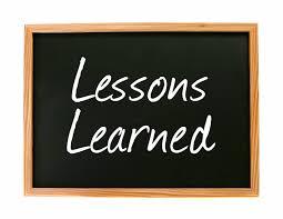 4 Lecciones para tu carrera que no debes olvidar