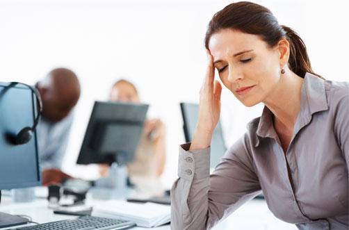 Cómo lograr que la presión en el trabajo no se convierta en estrés