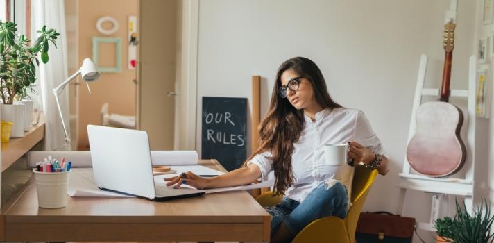 5 claves para organizarte si trabajas desde tu casa