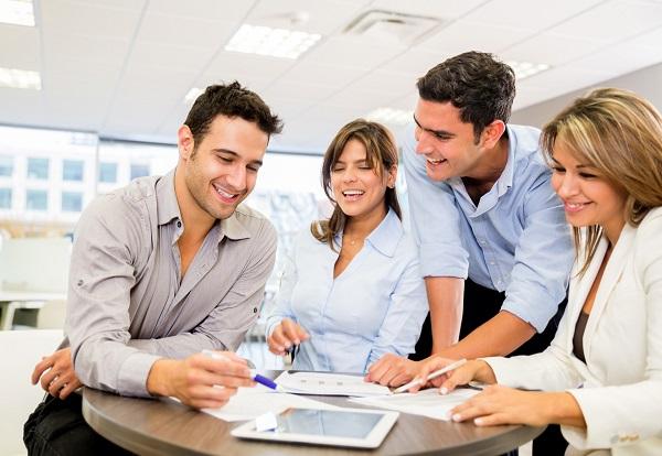 6 ideas para llevarte bien con tus compañeros de trabajo