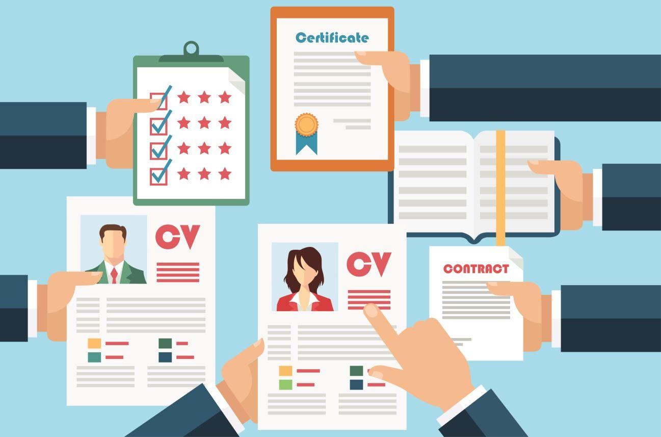 6 tips para escribir un gran CV, incluso si no tienes experiencia