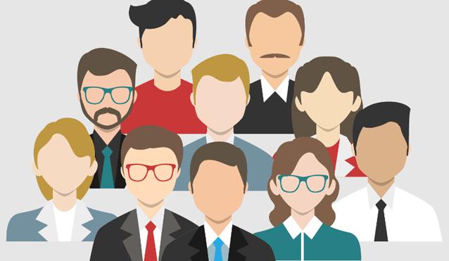 Cómo los reclutadores perciben a los candidatos activos y pasivos